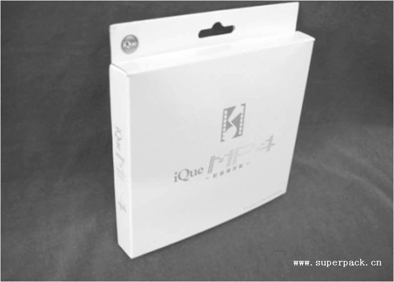 结构点评:管式折叠纸盒