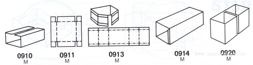 国际纸箱箱型标准