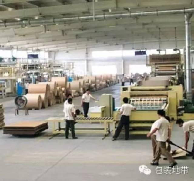 瓦楞纸板生产线的工艺质量控制与节能降耗
