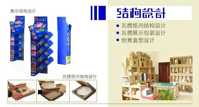 包装缓冲结构设计